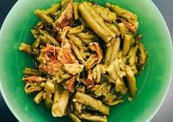 Nawlins Green Beans